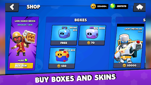 Brawl Stars Box Simulator 1.02 screenshots 21