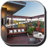 125+ Terrace House Design icon