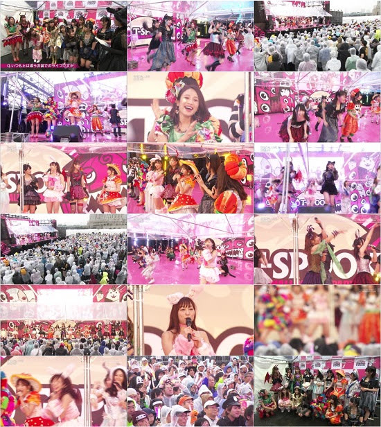 (TV-Variety)(720p) SKE48 from Mezamashi TV presents T-SPOOK 2017 171123