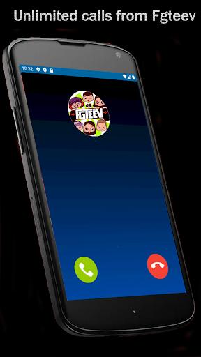 Fgteev Family Video Call in real life screenshot 1