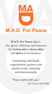 M.A.D. For Peace- screenshot thumbnail