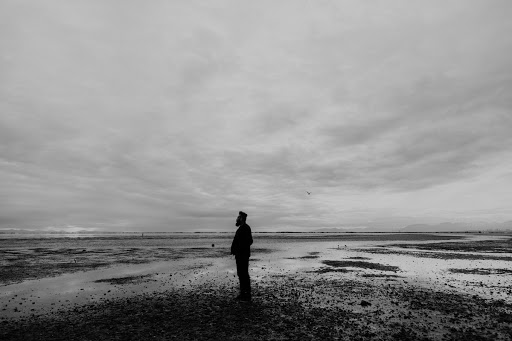 Pebbles at Another's Feet //  A Poem on Grieving