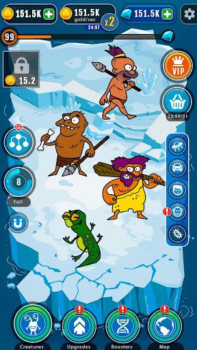 Cartoon Evolution : Merge Them All android2mod screenshots 3
