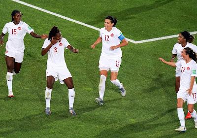 🎥 Coupe du Monde féminine : le Canada a été mis en difficulté