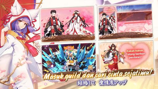 Scroll of Onmyoji: Sakura & Sword 19.1.6 screenshots 4