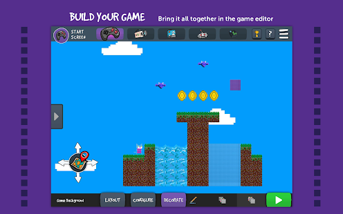 Bloxels Builder- screenshot thumbnail