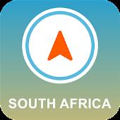 South Africa Offline GPS