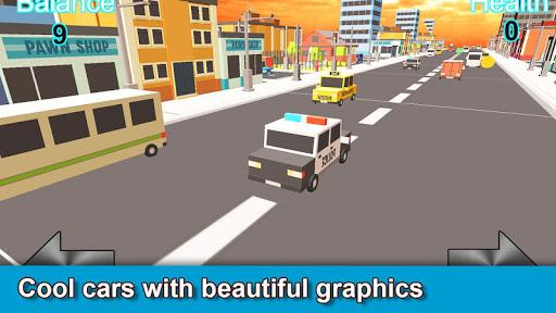 Blocky Highway Simulator
