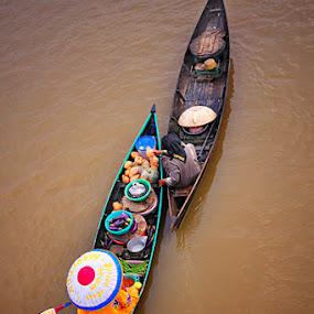 by Esron Panjaitan - Transportation Boats