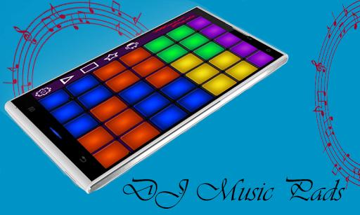 DJの音楽パッド