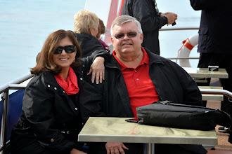 Photo: Kathy and Ed