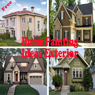 Home Painting Ideas Exterior - Apps on Google Play