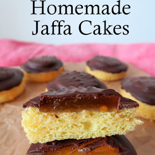 Jaffa Cakes Dessert Recipes