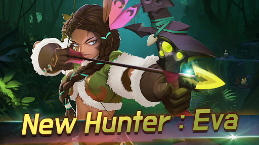 Hunters League : The story of weapon masters  {cheat|hack|gameplay|apk mod|resources generator} 1