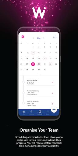 workmagic: mobile taskforce app screenshot 1