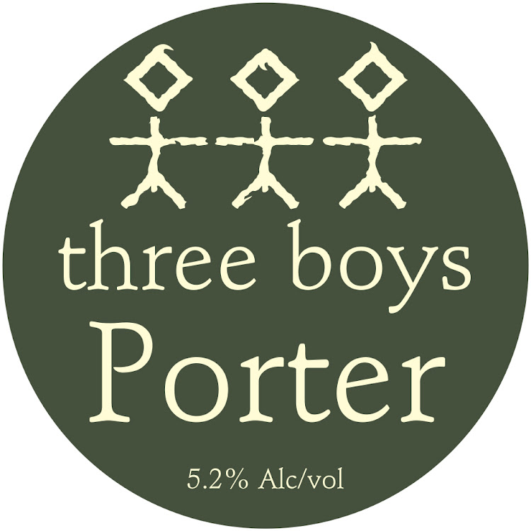 Logo of Three Boys Porter