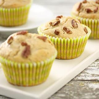 Pecan & Honey Muffins