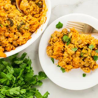 Curry Chicken Casserole.
