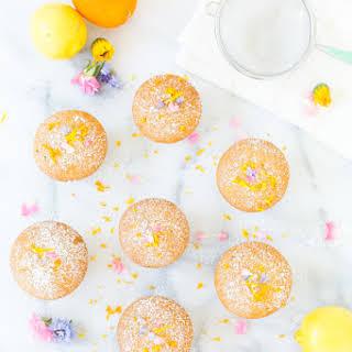 Lemon Cupcake With Oil Recipes.