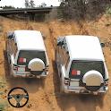 Real Jeep Driving Simulator Prado Free Game icon