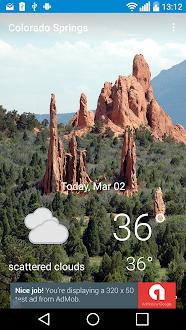 Colorado Springs Gratis