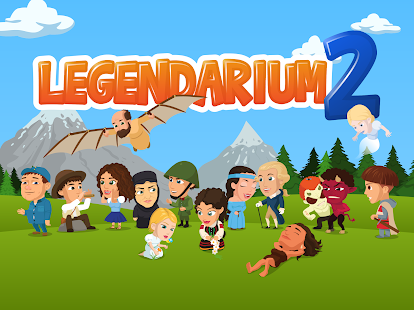 Legendarium 2- screenshot thumbnail