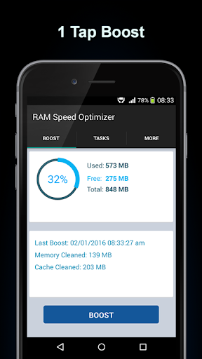 RAM Speed Optimizer