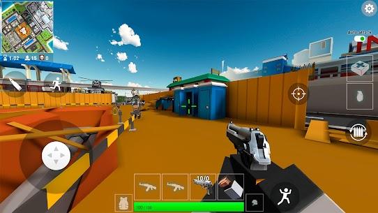 Pixel Danger Zone: FPS Shooter 7