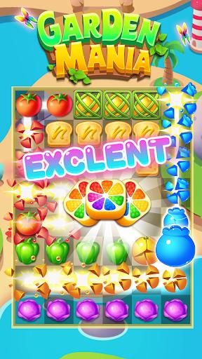 Fruit Crush - Funny Garden 1.0.5 screenshots 3