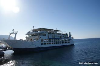 Photo: Tämä laiva kuljetti vain miehiä