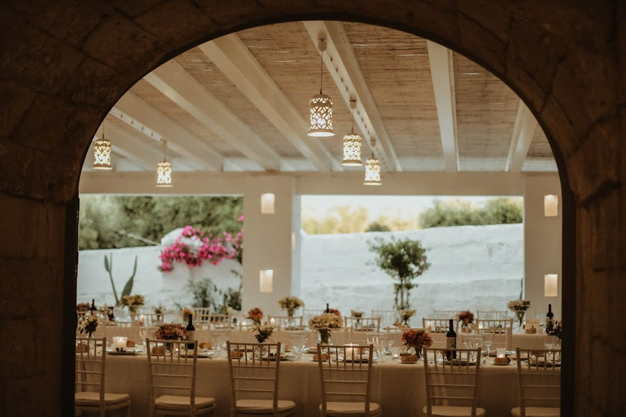 Bryllupsfotograf Mari Giaccari (MariGiaccari). Bilde av 11.04.2019