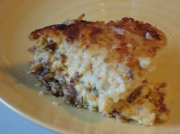 Ranchers Breakfast Pie Recipe