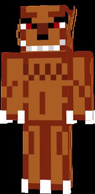 Raposa Caudas Nova Skin