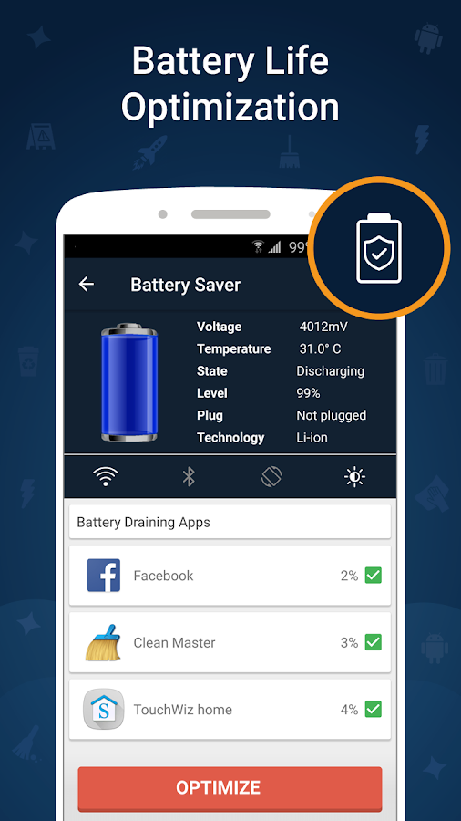 Fast Cleaner - Phone Booster- screenshot