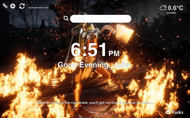 Mortal Kombat 11 Best HD Wallpaper