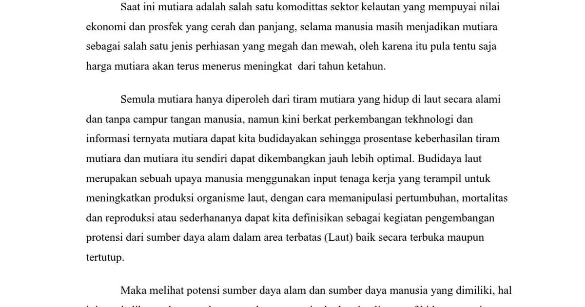 Contoh Proposal Usaha.docx - Google Drive