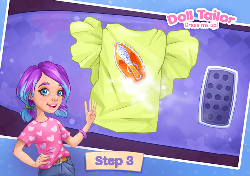 Fashion Dress up games for girls. Sewing clothes 4.0.7 screenshots 8