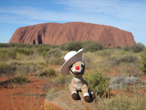 Photo: RRR in the Outback. So now what?