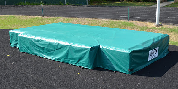 Weather Covers for High Jump Pits