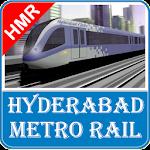 Hyd Metro Rail (HMR) Icon