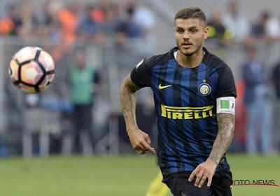Icardi bezorgt Frank de Boer een eerste zege als Inter-coach