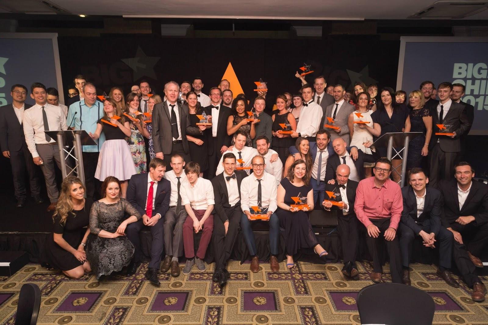 BCA 2015 winners