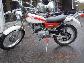 Photo: YAMAHA TRIAL 76 Masa