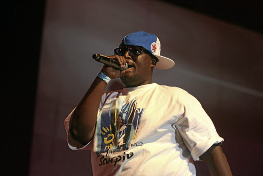 HHP opening for American rapper Kanye West at The Dome in Johannesburg.