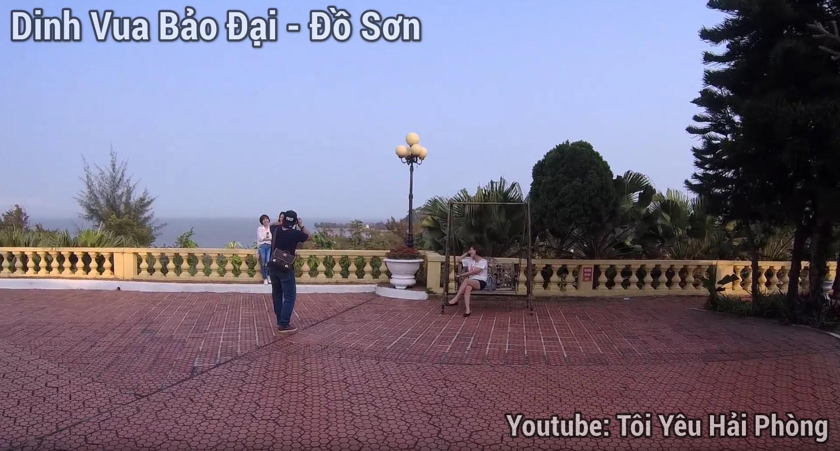 Điểm check in chụp ảnh Dinh Vua Bảo Đại ở Đồ Sơn Hải Phòng 5