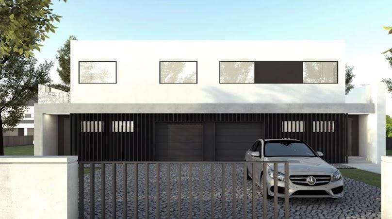 Projekt domu w zabudowie bliźniaczej musi odpowiadać na potrzeby obu inwestorów