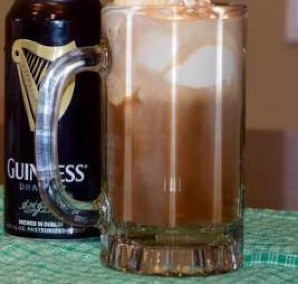 Guinness Affogato Recipe