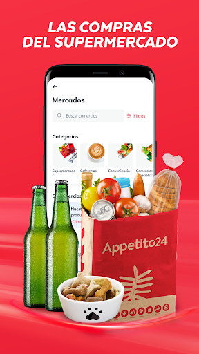 Appetito24 - Tu Delivery en Minutos 4.15.4.2 Screenshots 3