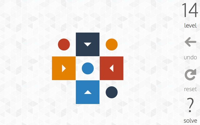 Game About Squares Solver