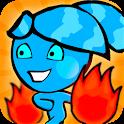Ise Girl vs Fire Boy Jump icon